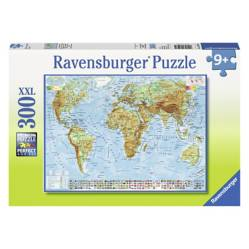 13097 Political Map World 300 Puzzles