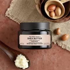 THE BODY SHOP - Mascarilla Capilar Butter Shea 240 ml