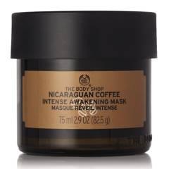 The Body Shop - Mascarilla Facial Nicaraguan Coffee 75ml