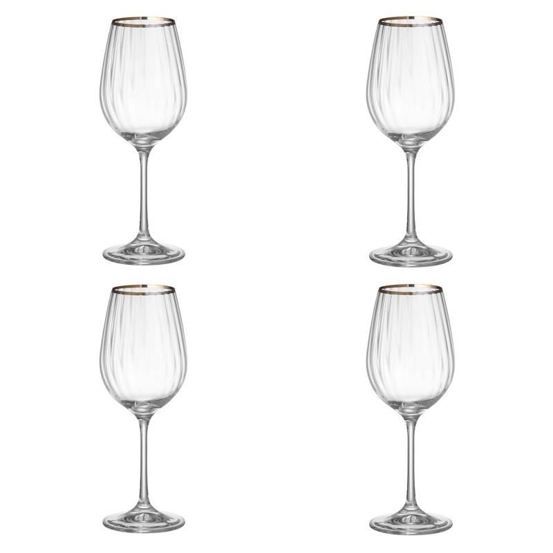 JOHN LEWIS - Set 4 Copas Vino Blanco