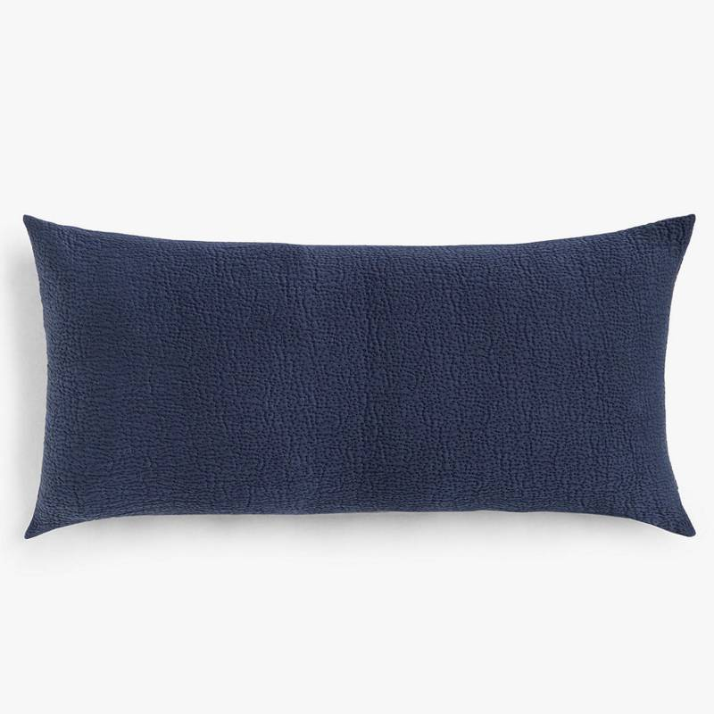 JOHN LEWIS - Cojín 30X60 Azul