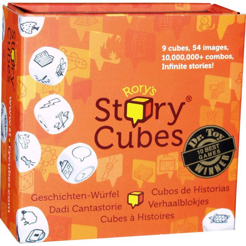LIBELLUD - Juego Story Cubes Clásico