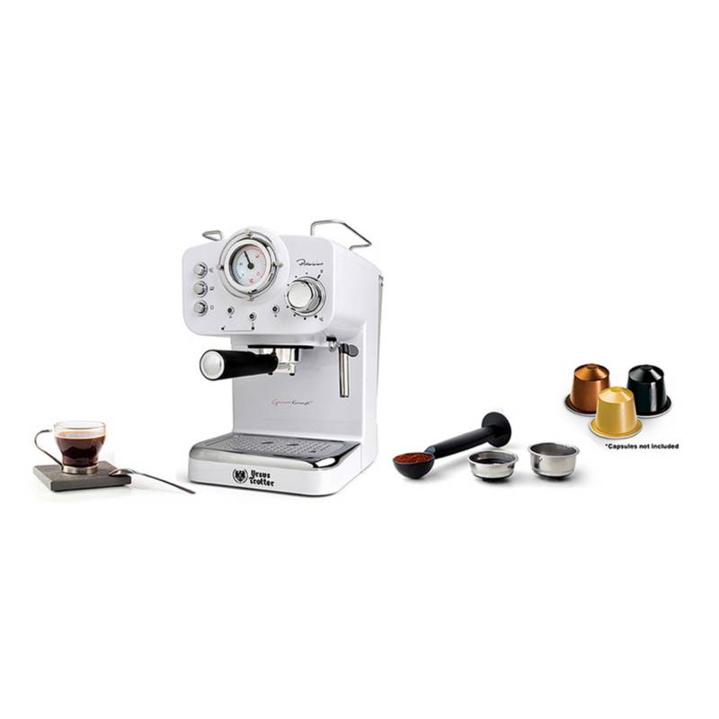 Ursus Trotter - Cafetera Espresso UT-KAFFEEDELUXE