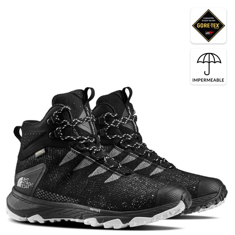 North Face - Ultra Fastpack III Mid Zapatilla Outdoor Mujer Gore-Tex