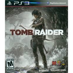 PLAYSTATION<BR>TOMB RAIDER (PS3)
