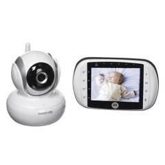 Motorola - Baby Monitor Motorola Lcd 3,5 Pulg Mb33X