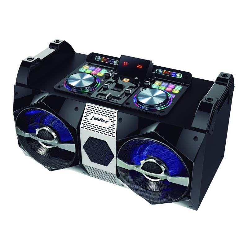 Fiddler - Sistema De Sonido Dual Mixer Rumble 75W Rms