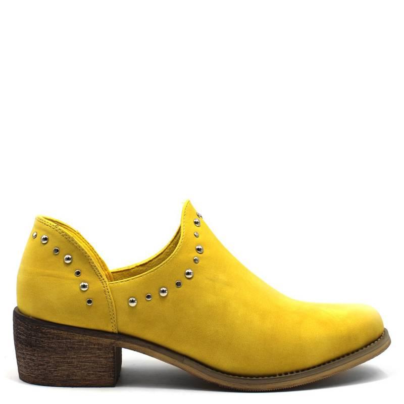 GOTTA - Zapato Mujer Taco Verde 8715817