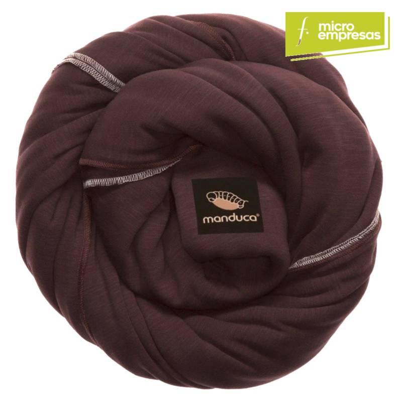 MANDUCA - Fular Portabebé Sling Chocolate