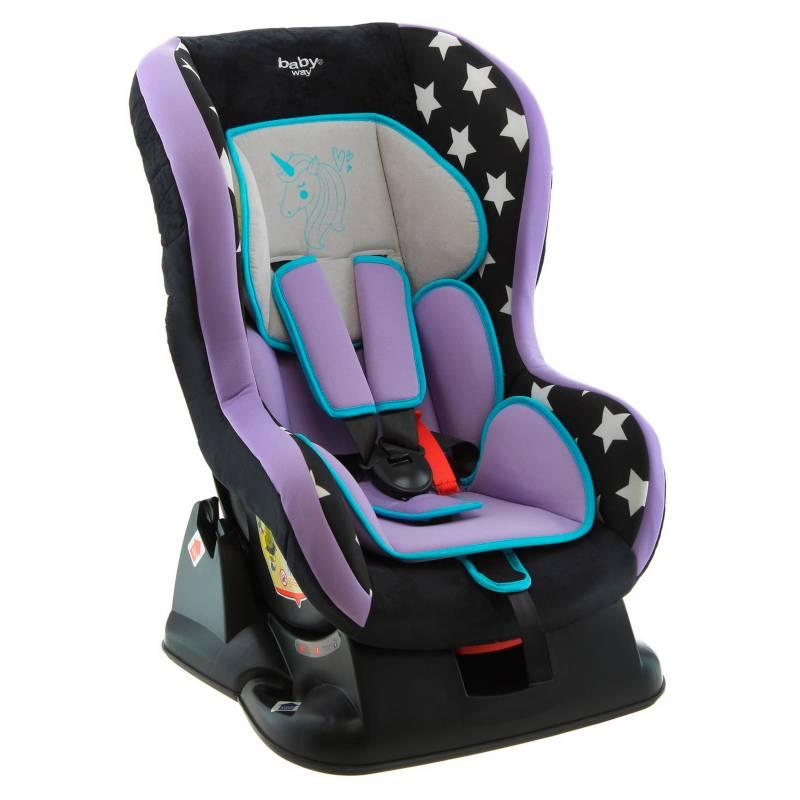 Baby Way - Silla de Auto Unicornio Bw-743M19