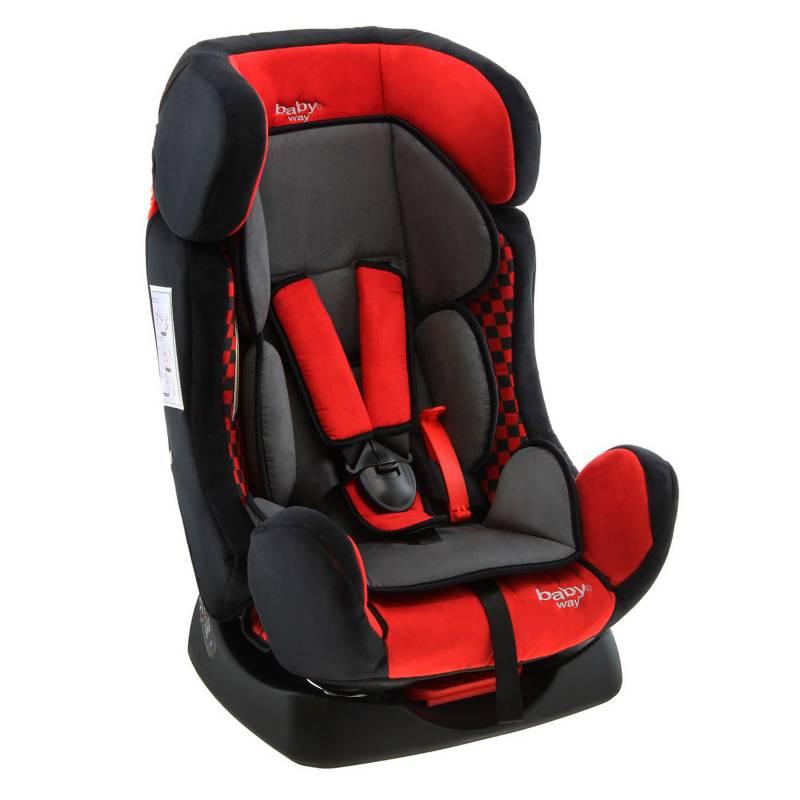BABY WAY - Silla De Auto Roja