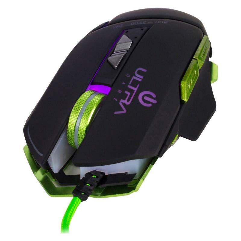 Ultra - Mouse Gamer X16 Ultra Technology