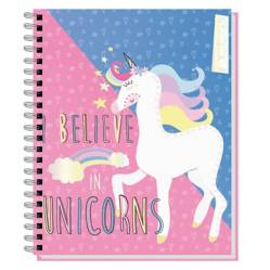 Pack 10 Cuaderno Universitario Cutecool 100 Hjs 7 mm