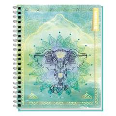 Rhein - Pack 10 Cuaderno Universitario India 100 Hjs 7 mm