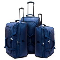 F LA MALETA DE CHILE - Set Bolsos Force Azul XL+L+M