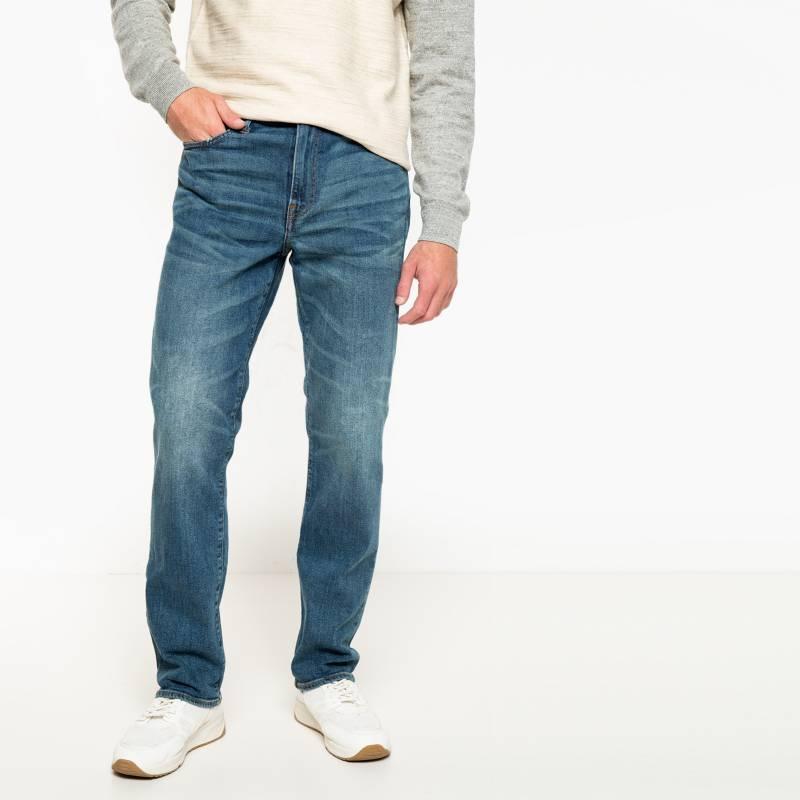Jcrew Jeans Recto Fit Hombre Falabella Com