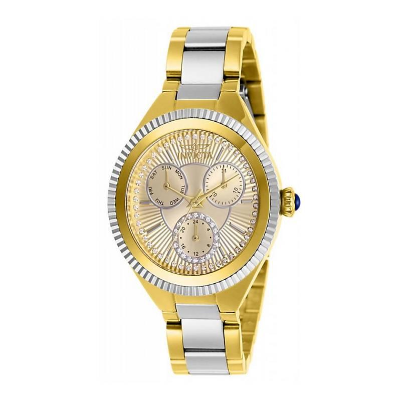 afb1eb0b2ddd Invicta Reloj Análogo Acero Inoxidable 28821 Invicta - Falabella.com