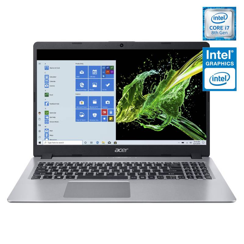 Acer - Notebook Aspire 5 Intel Core i7 12GB RAM 512GB SSD 15.6""