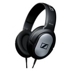 Sennheiser - Sennheiser Audifono Over Ear Hd206 Negro
