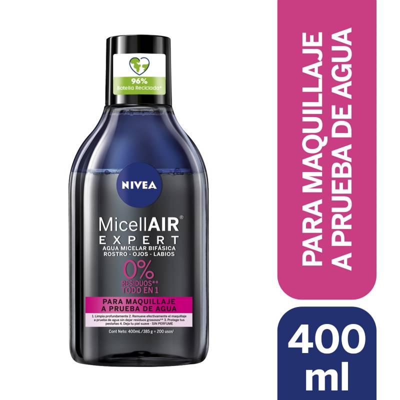 Nivea - Agua Micelar Nivea Expert Make-up Remover