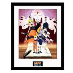 GB EYE - Collector Print Naruto Shipudden