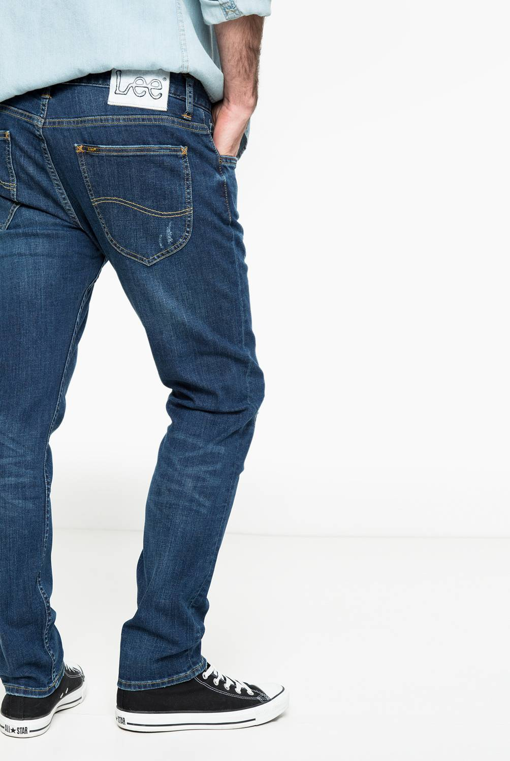 Lee - Jeans Cropped