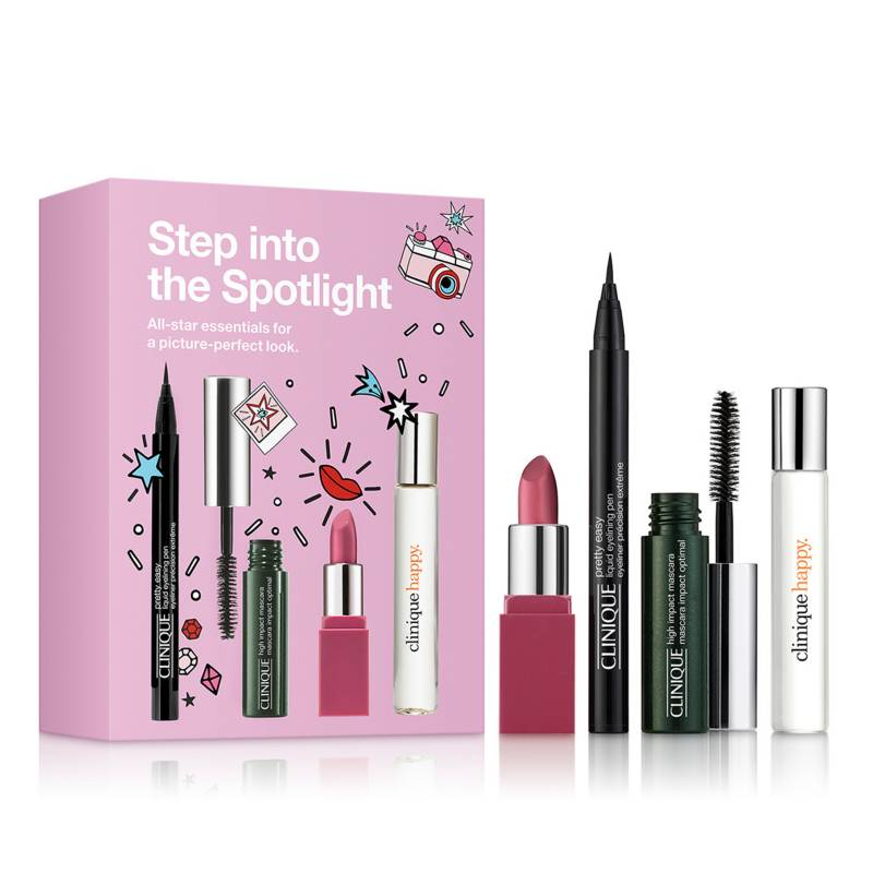 CLINIQUE - SOS Kits Step Into The Spotlight