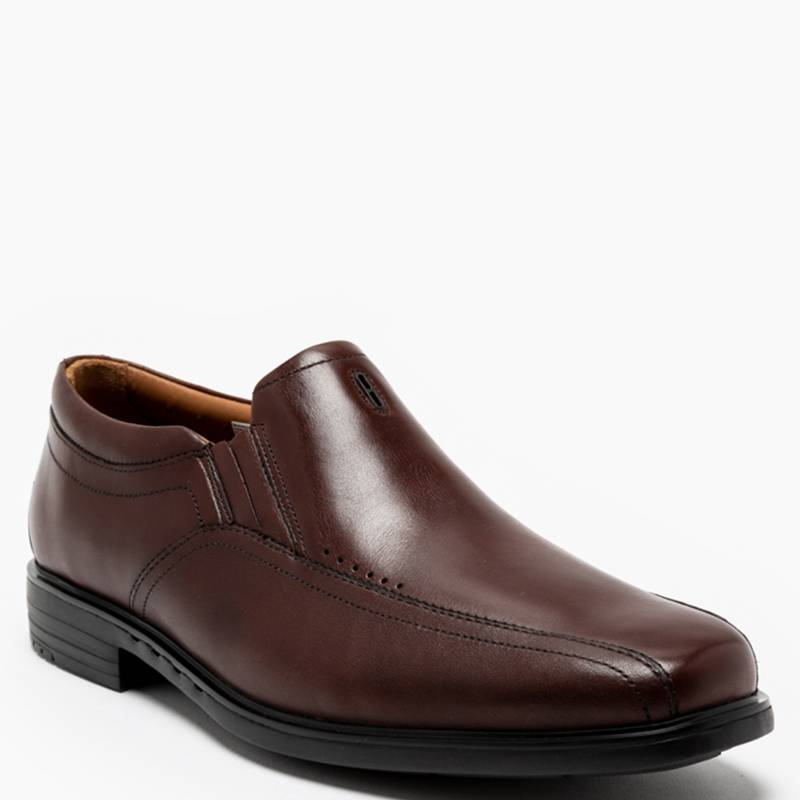 Clarks - Zapato Formal Hombre Unsheridan Go Brw