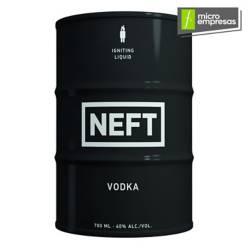 Vodka Neft Black