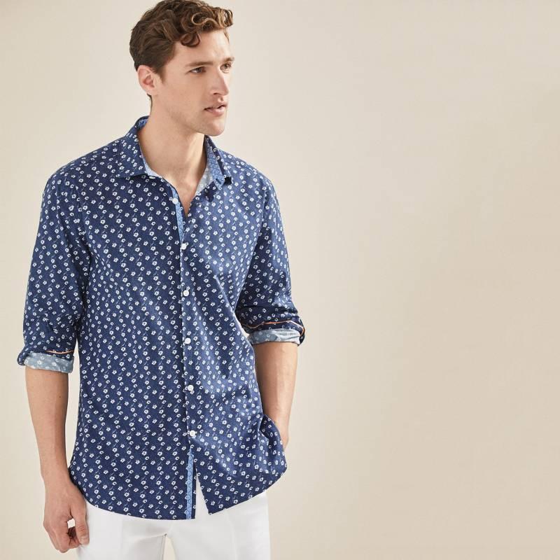 Cortefiel Camisa Casual para Hombre