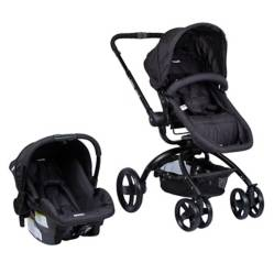Coche Travel System Igiro Dark