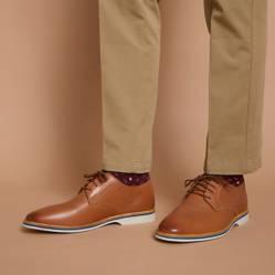 Zapato Formal Cuero Hombre 26131824