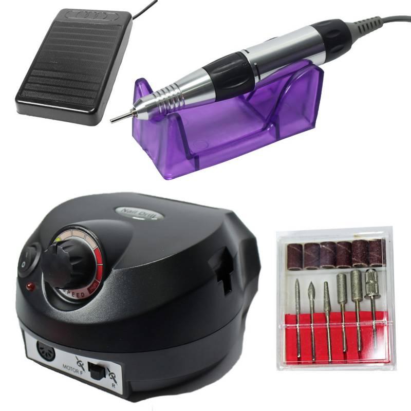 Cosmeticav - Torno Profesional Uñas 30.000 Rpm Dremel