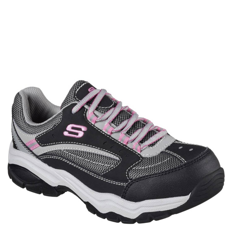 Tubería cúbico Juicio  SKECHERS WORK Zapato de Seguridad Mujer Biscoe - Falabella.com