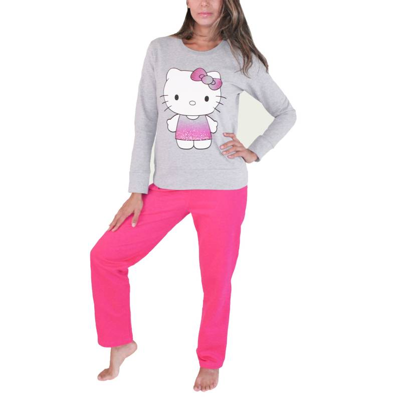Hello Kitty - Pijama Dama