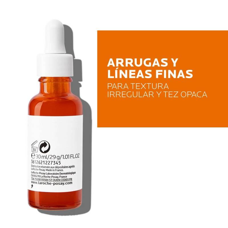 La Roche Posay Pure Vitamin C10 Serum 30ml Falabella Com