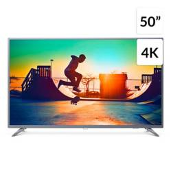 """LED 50"""" 50PUD6513/44 Ultra HD 4K Smart TV"""