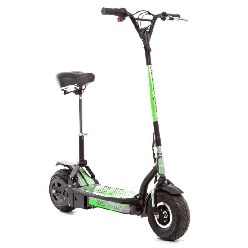 UBER - Scooter Eléctrico con Asiento