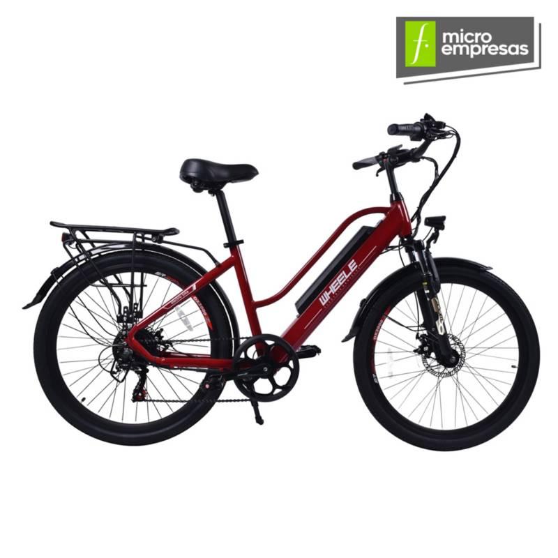 Generico - Bicicleta Eléctrica Wheele Aro 26