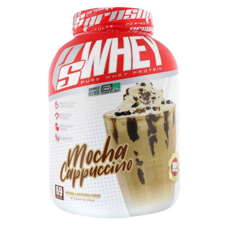 PROSUPPS - Ps Whey Blend 5Lbs