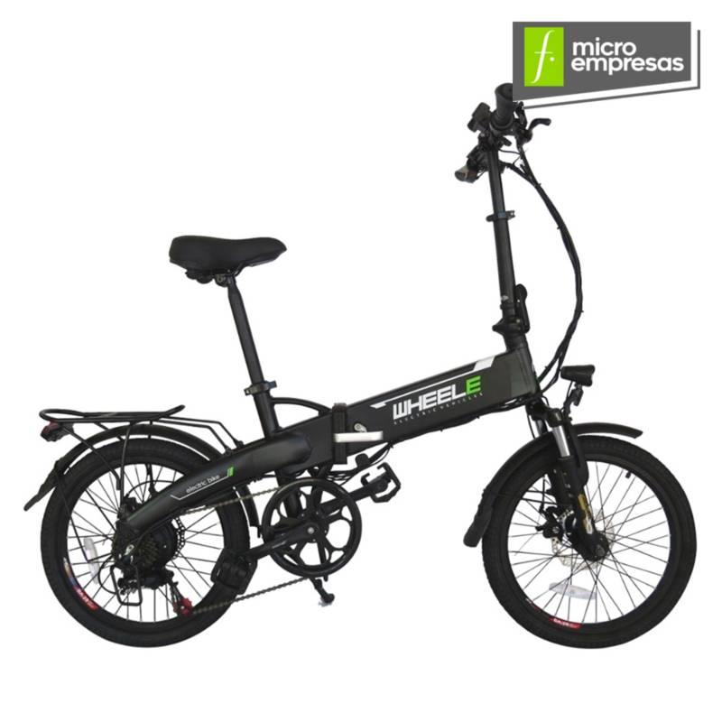 """WHEELE - Bicicleta Eléctrica Plegable WHEELE ARO 20"""""""
