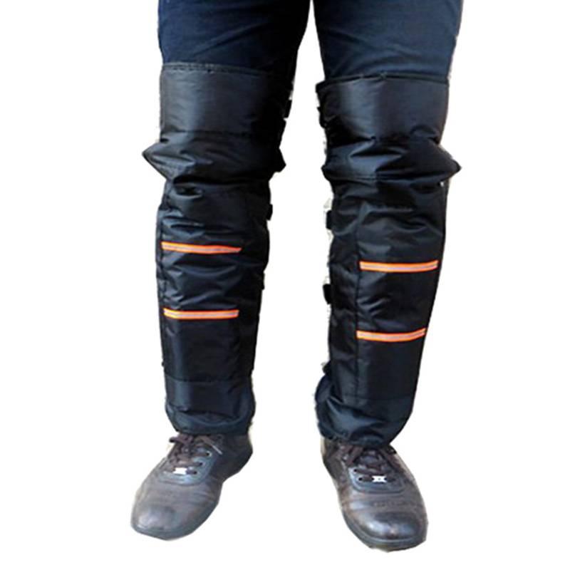 GENERICO - Cubre Piernas Protector Termico Moto Lluvia Y Frio