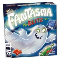 DEVIR - Juegos De Mesa Fantazma Blitz