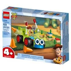 Woody y auto Rally RC