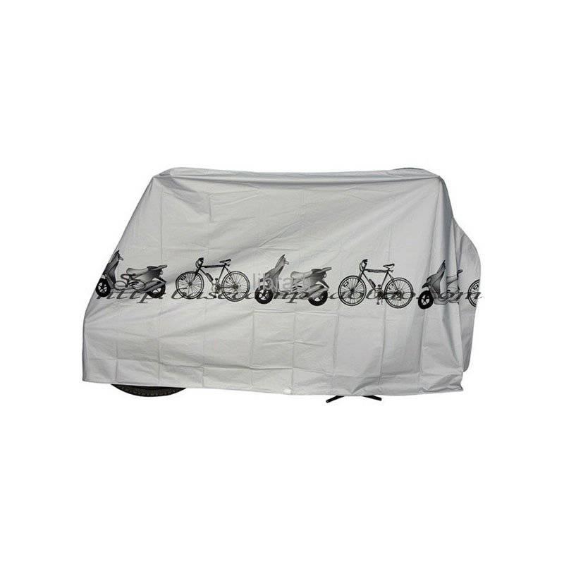 GENERICO - Funda Carpa Lona para Moto O Bicicleta Impermeable