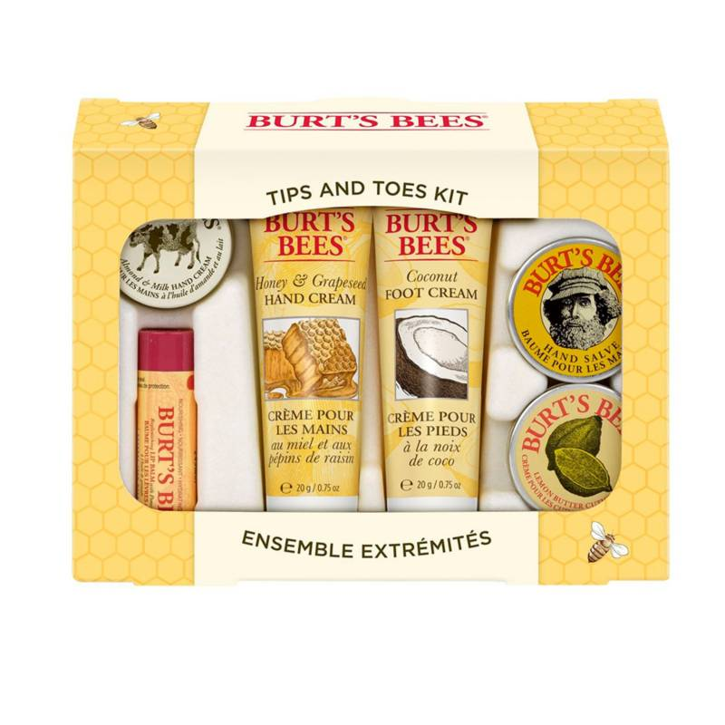 Burts Bees - Kit de Regalo Burt's Bees Tips and Toes