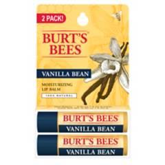 BURTS BEES - Bálsamo Labial Burt's Bees Vanilla Bean pack 2 un