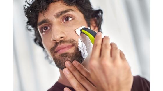 recorta, moldea y afeita, OneBlade