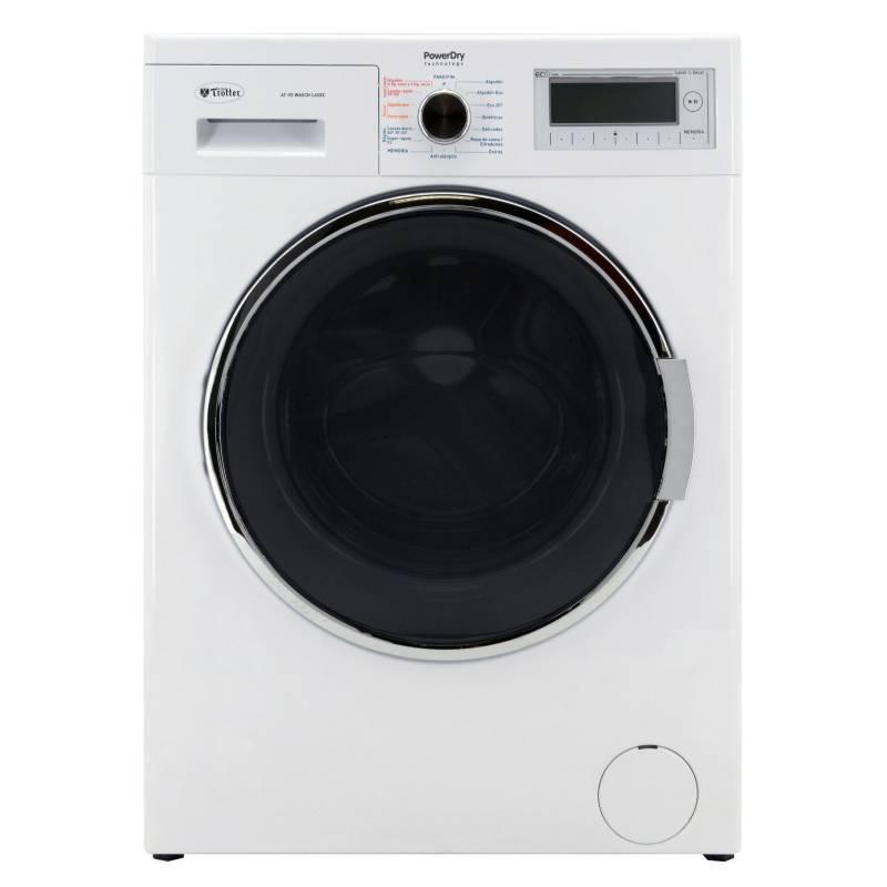 Albin Trotter - Lavadora-Secadora 9/6 Kg At-Vs Wasch Lasec 1400Rpm