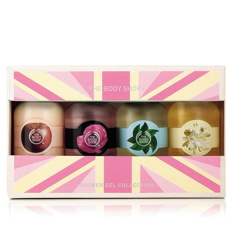 The Body Shop - Regalo Quad Shower gel 60 Ml